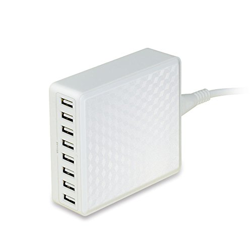 USB Quick Charger RAVPower 30W Dual USB Plug Wall Charger