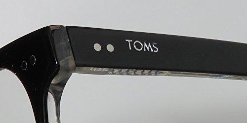 874a0648631 Amazon.com  Toms Addis Classic 602 For Ladies Women Designer Full-Rim  Genuine Popular Shape Eyeglasses Spectacles (49-21-140