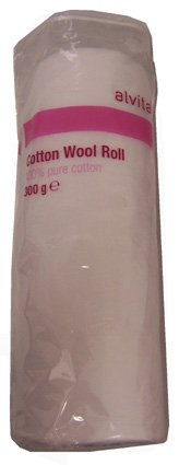 Alvita Cotton Wool Roll