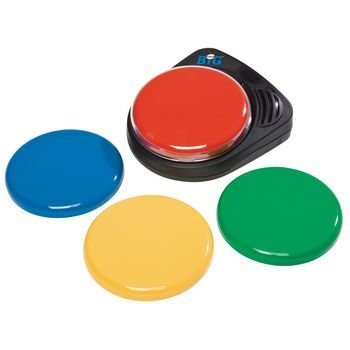 Ablenet BIGmack communicator; Speech Generating Device- Communication Aid - Product Number: 10002100 by s