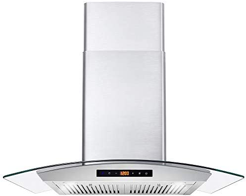 Cosmo COS 668WRCS75 Pro Style Tempered Stainless product image