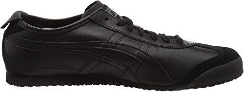 onitsuka tiger mexico 66 black leather ladies