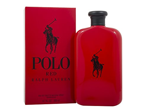 Ralph Lauren Polo Red Туалетная вода-спрей, 6.7 унция