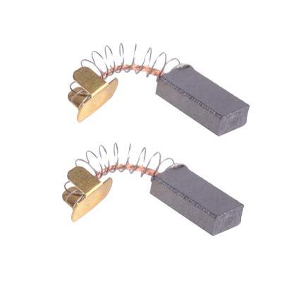 Transfer Pump Replacement - Utility Pump Replacement Carbon Brushes Part for Trupow Water Transfer pump Q1CZ-900C (2 Pieces)