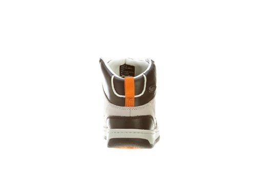 Vasque Retro-alta Menscrh-406 Grigio / Nero / Arancione