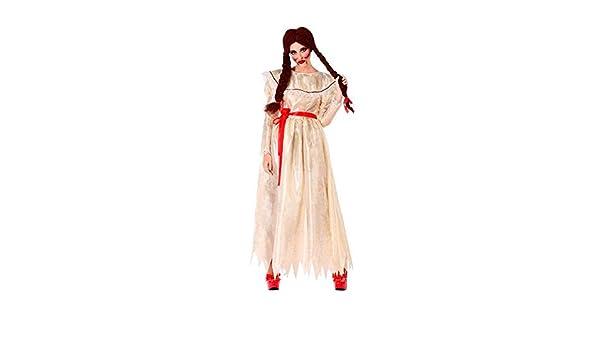 DISBACANAL Disfraz muñeca Anabelle para Mujer - Único, XL: Amazon ...