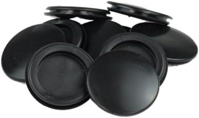 10 Blindstopfen Karosseriestopfen Verschlussstopfen Id 38 2mm Ad 43 0mm Auto