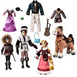 Disney Tangled: the Series Deluxe Doll Set]()