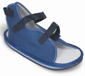 Mabis Rocker Bottom Cast Shoe, X-Large 530-6044-0124