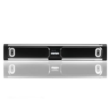 Sonos PLAYBAR Multi-Room Whole House Home Theater System with PLAY:1 Speakers, PLAY:3 Speaker, and SUB Wireless Subwoofer (White) by Sonos (Image #5)