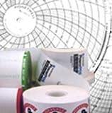 Honeywell, Inc. 30001565T000 Circ Chart 8in 24Hr T & H 612