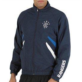 add4aff0c1d Rangers F.C. Tracksuit Top Jacket Medium: Amazon.co.uk: Sports ...
