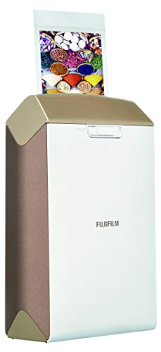 Fujifilm INSTAX Share SP-2 Mobile Printer (Gold) (Best App For Sending Group Texts)