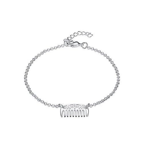 MJW&SL Femme Chaînes & Bracelets Bracelet Bijoux Personnalisé Mode Plaqué argent Alliage Forme Géométrique Irrégulier Bijoux Autre Quotidien