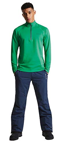 Half Dare Highland Iii Men's Top Midlayer Stretch Grn Zip Core Quick 2b Drying Fuseline and rYTYxgOq