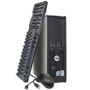Amazon.com: Dell OptiPlex 755 Core 2 Duo E6550 2.33GHz 1GB 80GB ...