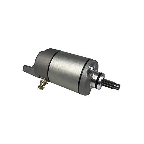 (SHUmandala Starter Motor 18610 Replace for HONDA ATV 500 TRX500 TRX500FA Fourtrax Foreman Rubicon 2001-2014 )