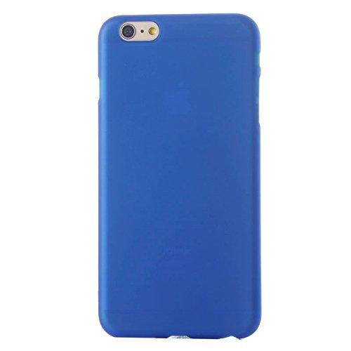 Phone Taschen & Schalen Frosted TPU Fall für iPhone 6 Plus & 6S Plus ( Color : Blue )
