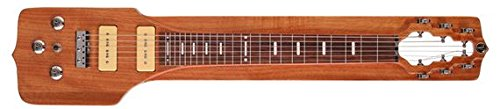 Vorson SL-100E Professional Straight Lap Steel Pack, Natural (Best Lap Steel Guitar Players)
