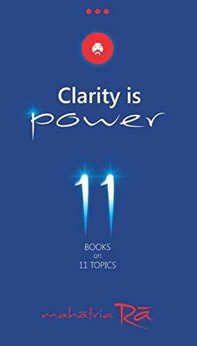 Clarity is Power - Box Set (Pack Of 11 Books)