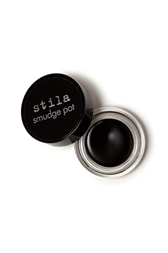 stila Smudge Pot, Black, 1 Count
