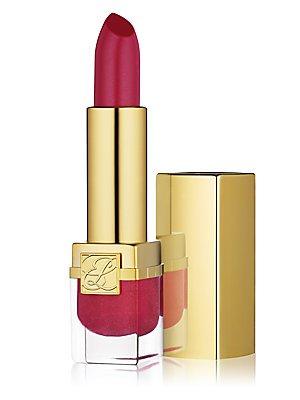Estee Lauder Pure Color Long Lasting Lipstick, shade=Vivid Shine Copper Flash -
