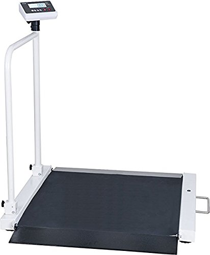 Digital Wheelchair Scale - 6