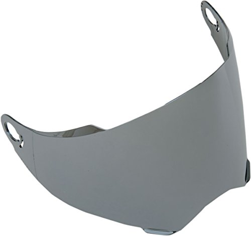 AFX Face Shield for FX-39DS Dual Sport Helmet - Silver Mirror 0130-0403