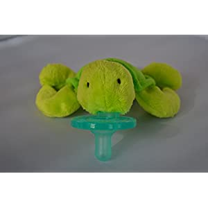 Pacifier – Wubbanub Infant Plush Pacifier – Turtle