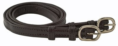 Spur Leather (Kincade Leather Spur Strap w/ Keepers)
