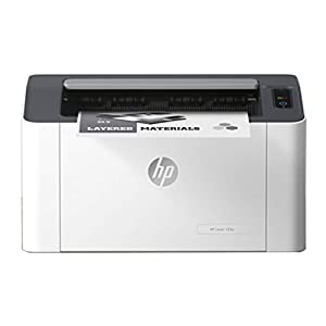 HP Laser 103a Single Function Monochrome Laser Printer