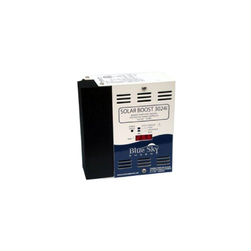 Blue Sky Energy SB3024DiL 12V/24V Charge Controller w/ Display by Blue Sky Energy