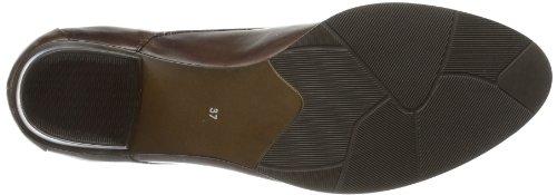 Piazza 960836 - Botines de cuero mujer marrón - Braun (elefant 2)