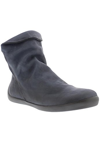 Softinos Ankle Navy Boots Women''s Nat332sof SASrqwP4