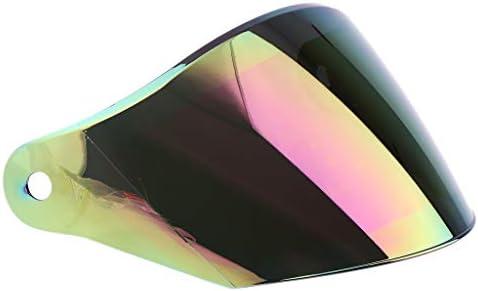 オートバイ ヘルメットバイザー JK-902 JK-316 GXT-902用 長寿命 5色 - 色付きレンズ