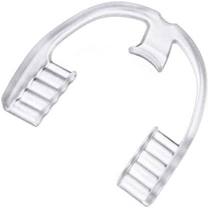Night Mouth Guard Anti Teeth Grinding Splint, Snoring Professional, Clenching Trays, Included Sleep Aid Silicone Dental Mouth Guard Anti-Molar Braces Teeth Grinding Molar Bruxism Eliminate