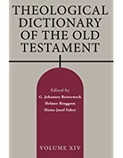 Theological Dictionary of the Old Testament, Volume XIV
