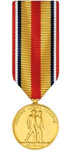 Marine Corps Reserve Medal - 7