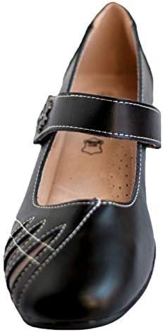 Rapidoshop Chaussures Femme Babies DMY6 9 Ballerines Cuir Grande Taille 41 42 43 44