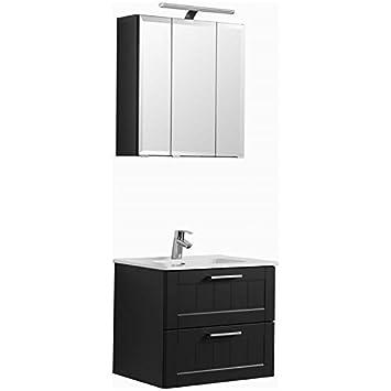keramik waschtisch mit inkl mit with keramik waschtisch. Black Bedroom Furniture Sets. Home Design Ideas