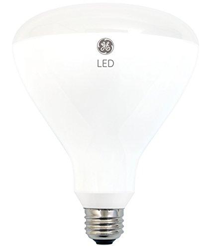 GE Lighting 20445 Energy-Smart LED 13-watt, 1070-Lumen BR40 Bulb with Medium Base, Daylight, 1-Pack