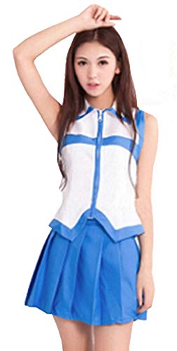 Fuji Fairy Tail Lucy Heartfilia Cosplay