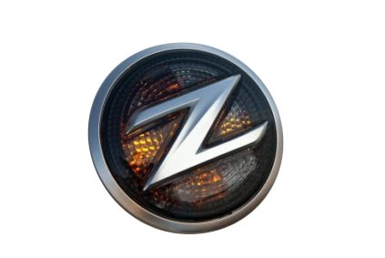 nissan 300zx emblem - 8