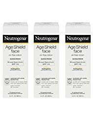 (Neutrogena Age Shield Face gQuwm Oil-Free Lotion Sunscreen Broad Spectrum, SPF 110, 3 Ounce (3 Pack))