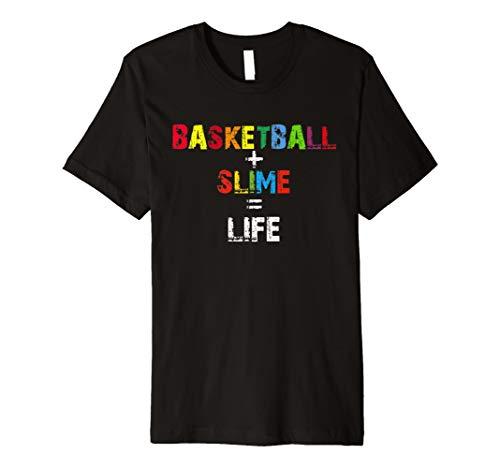 Basketball Slime Shirt | Slime Life -