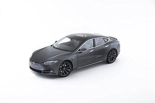 Tesla Diecast 1:18 Scale Model S P100D Silver