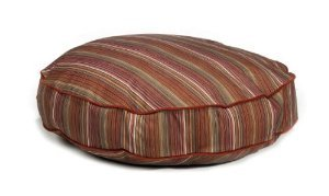 Bowsers Super Soft Round Bed, Large, Jester