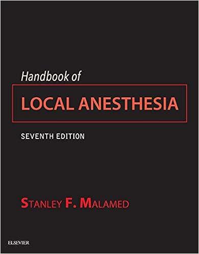 Handbook of Local Anesthesia - E-Book, 7th Edition - Original PDF