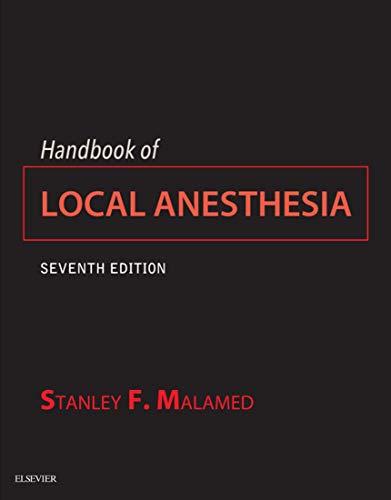 Handbook of Local Anesthesia - E-Book - http://medicalbooks.filipinodoctors.org