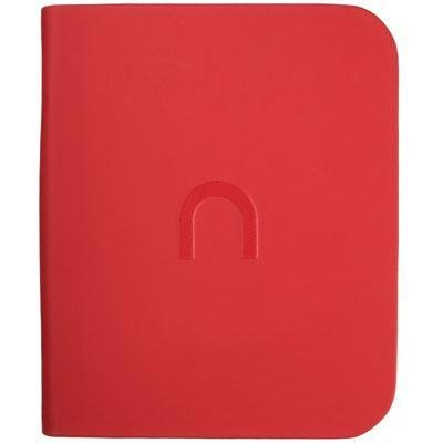 Barnes & Noble Nook Oliver Cover, Red (Nook Simple Touch Case)